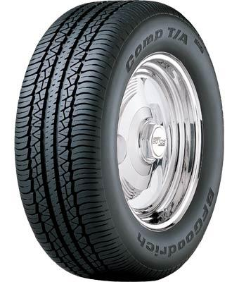 Comp T/A HR4 Tires