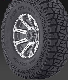 Fun Country Tires